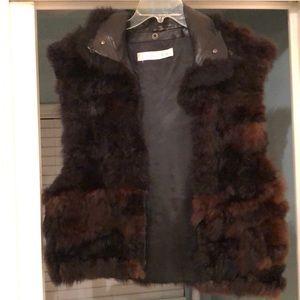 Gorgeous New Zealand Opossum Marc NY vest